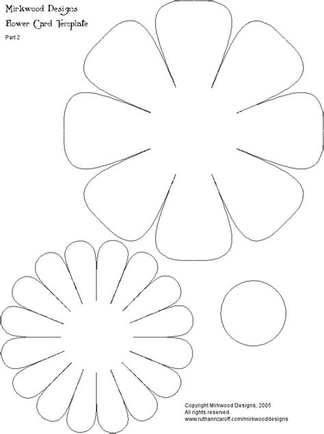 bunco punch card template 17 best ideas about flower template on paper