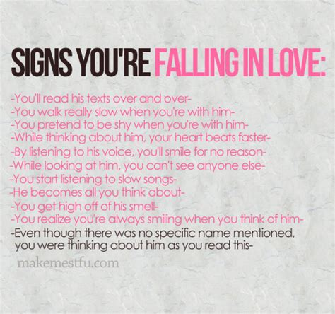 signs of true love what a girl wants signs you re falling in love