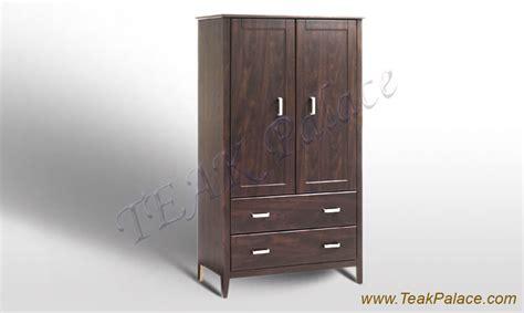 Lemari Kayu Jati Jepara 2 Pintu semarang lemari 2 pintu 2 laci model minimalis kayu jati harga murah mebel jepara