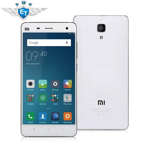 snapdragon mobile phones aliexpress buy original 5 quot xiaomi mi4 mi 4 m4 4g lte