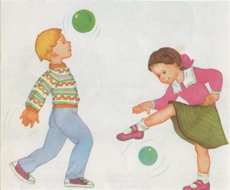 niños jugando ala pelota imagenes ni 241 os jugando a la pelota dibujo redecilla del camino