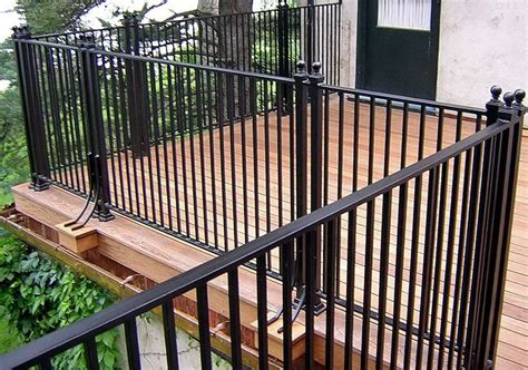Design For Metal Deck Railings Ideas 14 Best Deck Railings Images On Pinterest Deck Railings Railing Ideas And Balcony