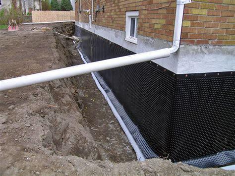 Membrane De Drainage