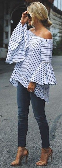 Big Stripe Top Or Dress 25 best ideas about bell sleeve dress on bell
