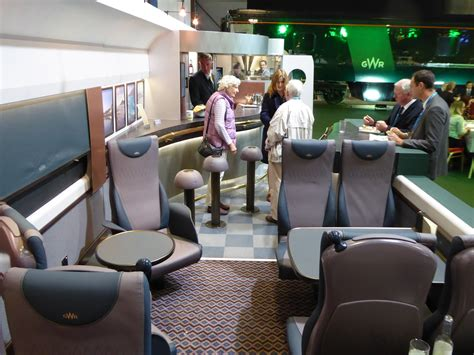Sleeper To Penzance by Rail Tdi Has Developed New Furniture Including Dining