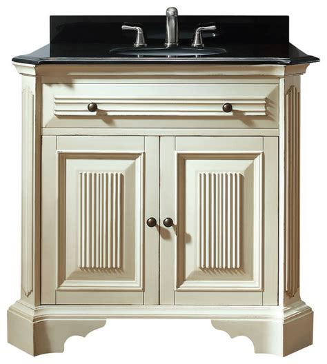 Vanity Sink Combo by Kingswood 36 In Vanity Combo Traditional Bathroom