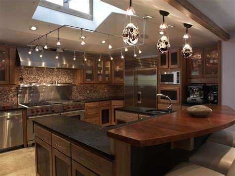 track lighting over kitchen island kitchen kitchen square track lighting for vaulted ceiling