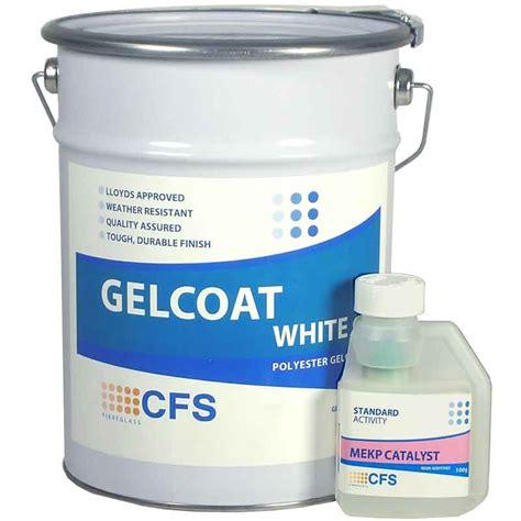 boat gel coat 5kg pack white gelcoat