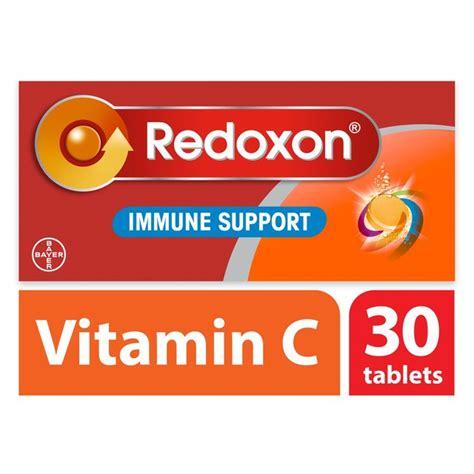 Vitamin Redoxon morrisons redoxon effervescent 30 per pack product