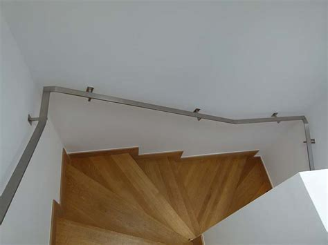 handlauf treppe innen handl 228 ufe innen metallbau thome gmbh