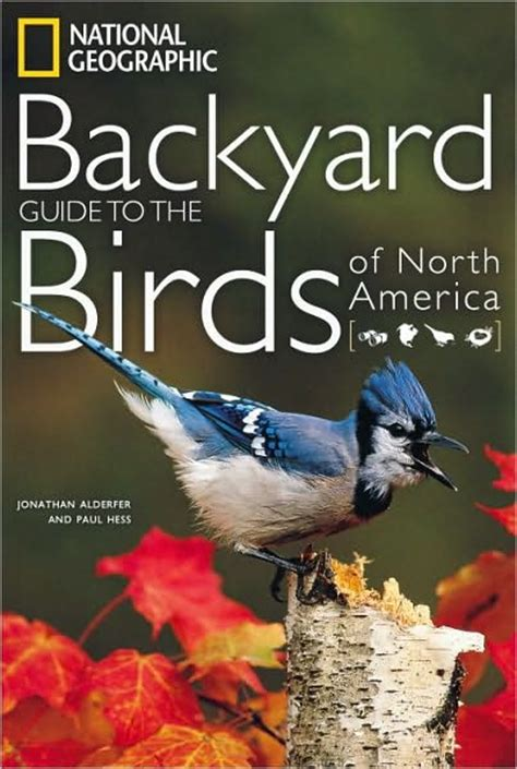 review national geographic backyard guide to the birds