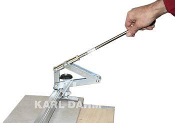 fliesenschneider mit brechvorrichtung brechvorrichtung f 252 r fliesenschneider high line