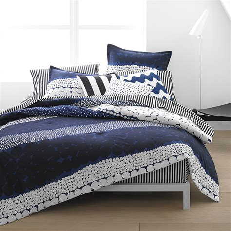Marimekko Jurmo Duvet Cover Comforter Sets From