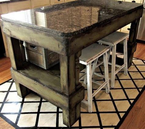 Unique Kitchen Table Ideas 64 Unique Kitchen Island Designs Digsdigs