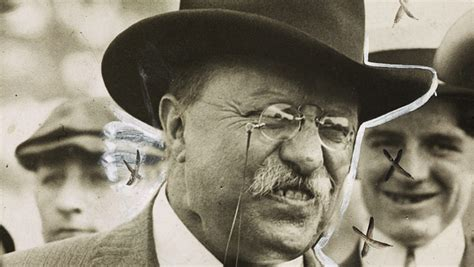what teddy roosevelt did when somebody made fun of his