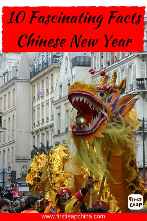 new year facts traditions new year traditions leap china