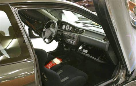Honda Civic 1994 Interior by Custom 1994 Honda Civic Interior
