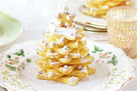 shortbread christmas trees recipe taste com au