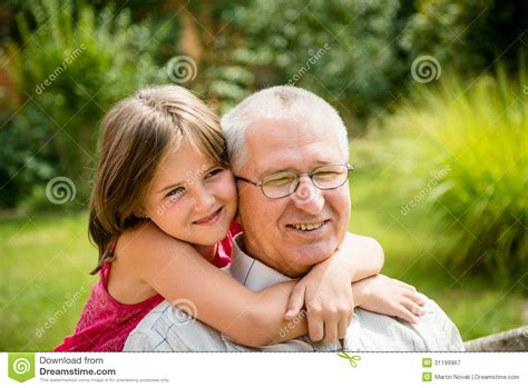 Home Design 3d Outdoor Free Download happy grandfather with grandchild royalty free stock