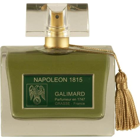 Parfum Napoleon galimard napol 233 on 1815 reviews and rating