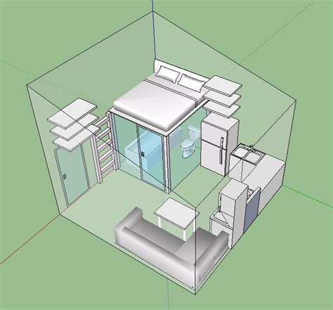 225 square feet phoenix microhouse 225 square feet random pinterest