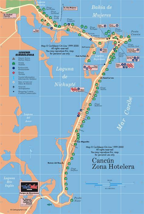 maps cancun travel cancun vacations cancun hotels restaurants