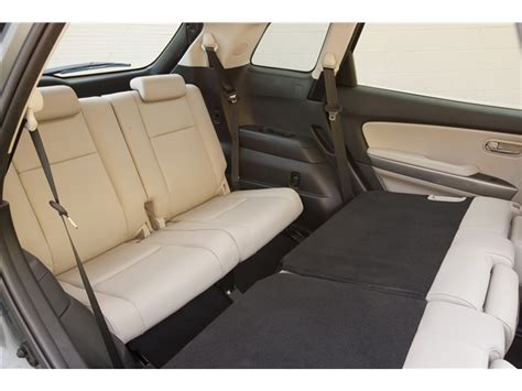 mazda cx 9 interior photos 2011 mazda cx 9 prices reviews and pictures u s news