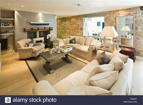 houses to buy in st ives the living room in the tide house hotel in st ives cornwall stock photo royalty