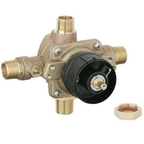 What Is A Pressure Balance Shower Valve by Showers Pressure Balance Valves Explained