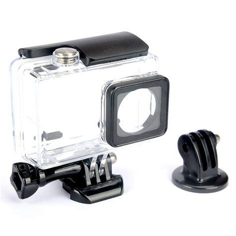 Waterproof Ipx 8 45m For Xiaomi Yi 4k kingma underwater waterproof ipx 8 60m for xiaomi yi 2 4k xiaomi yi lite black