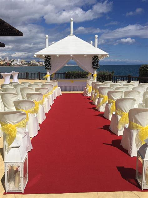 Wedding Blessing Ceremony Spain by Blessing Ceremony At Sunset Wedding Planning Spain
