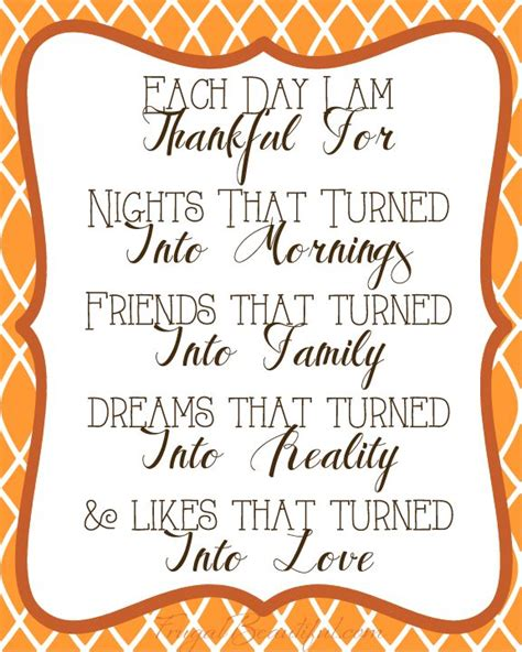 printable thankful quotes be thankful each day quotes quotesgram