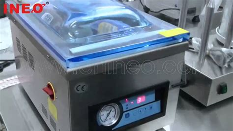table top vacuum packing machine table top automatic food vacuum packing machine
