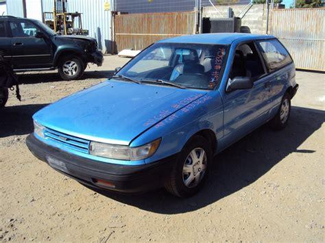 mitsubishi colt 1991 1991 dodge colt 2 door hatchback standard model 1 5l mt