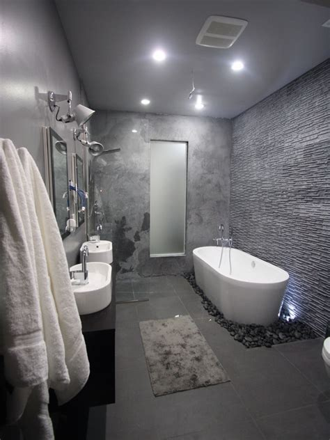 Painting Bathrooms Ideas by Elegant Grey Bathroom Ideas