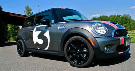 custom mini cooper wrap mini cooper racing graphics 183 scs wraps