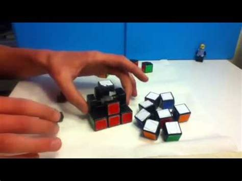 How To Fix A L by How To Fix A Broken Rubik S Cube