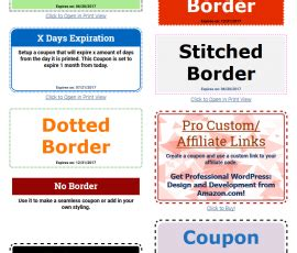 coupon maker template the 1 coupon creator solution for