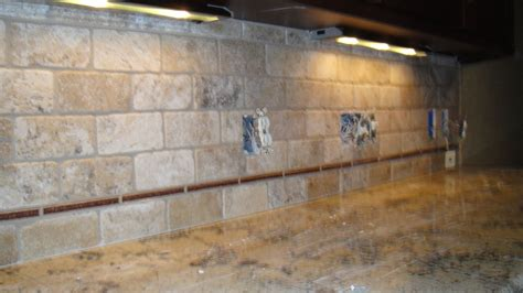 tumbled backsplash tumbled limestone tile