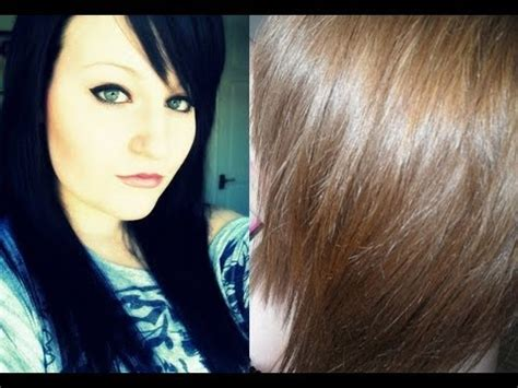 color oops on black hair color oops first impression and review hair color remover