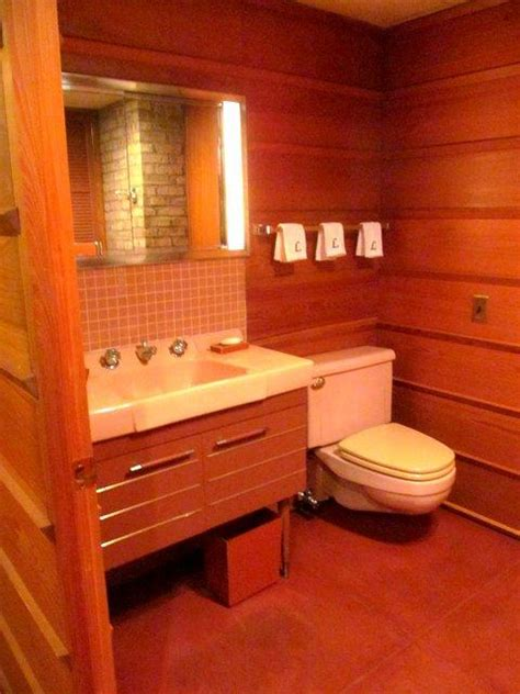 lloyds bathrooms frank lloyd wright s quot little gem quot opens this weekend in