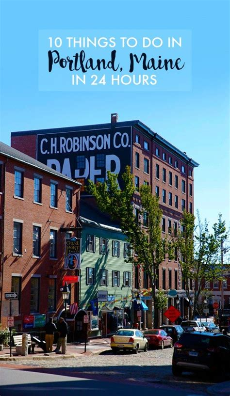 best things to do in portland faremahine guide to portland maine best