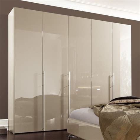 plywood high gloss wardrobe warranty  years rs