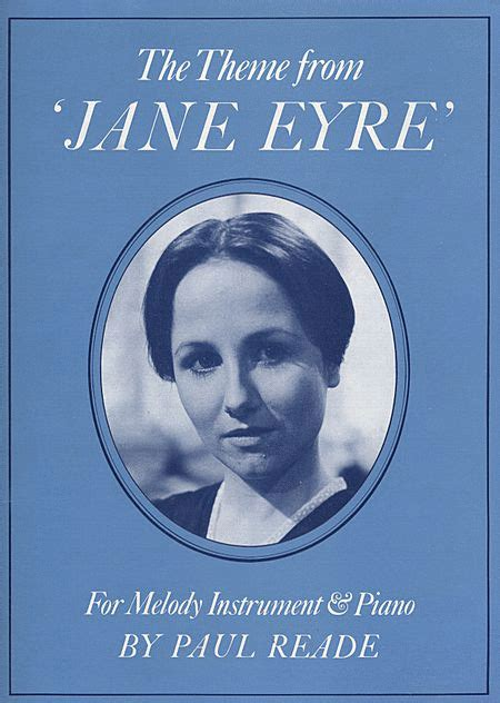 major themes in jane eyre theme from jane eyre sheet music by paul reade sheet
