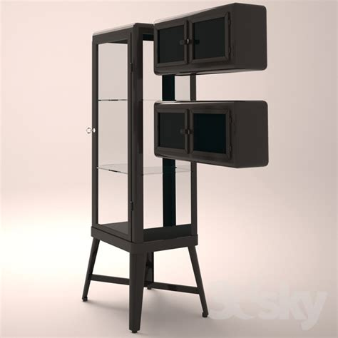 fabrikor ikea 3d models wardrobe display cabinets ikea wardrobe fabrikor showcase and cabinet mounted roskug