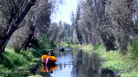 imagenes de paisajes de xochimilco chinampas de xochimilco youtube
