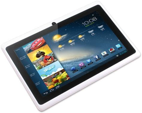 Set Tyrex Abu Kid Hdd i touch c703 white tablet 7inch 4gb wifi dual cameras