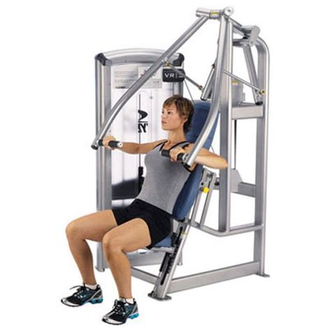 chest bench press machine chest press machine exercise how to workout trainer by