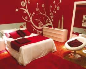 red bedroom decorating ideas bedroom decorating ideas with calm red paint colours
