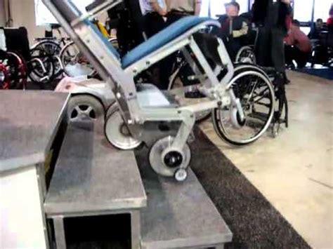 fauteuil roulant pour escalier 4591 scalamobil monte escalier pour fauteuil roulant